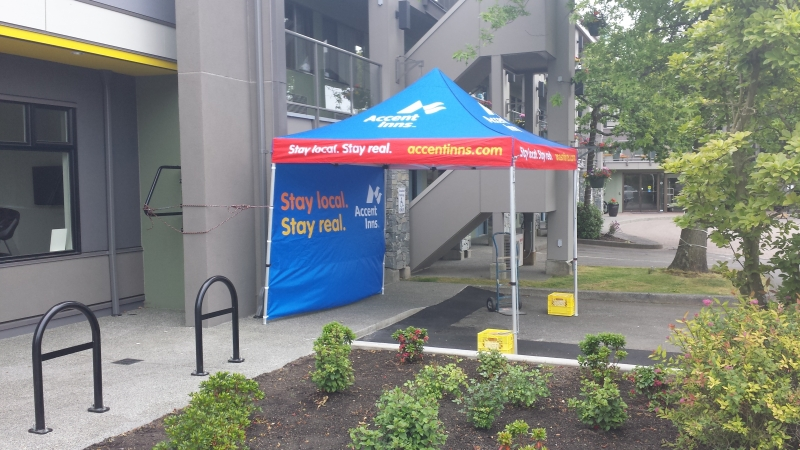 Portable Exhibition Tents : Minimax media in victoria bc images tagged quot portable