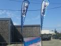 Tear Drop Banners