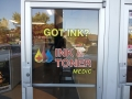 Window Graphics - Window Vinyl