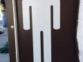Restroom Door Decal